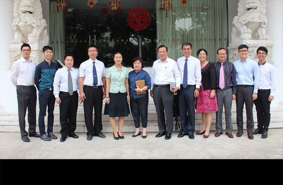 Educare International Consultancy (EIC) Visitors - Nanning City Visit